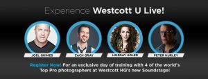 Westcott U Live Event