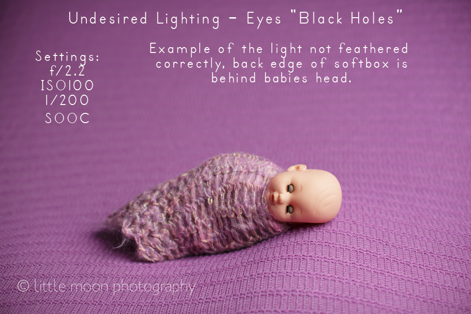 Newborn Lighting Techniques