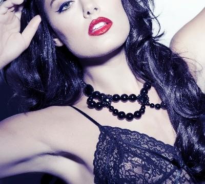 Fashion Portrait using Strobelite Plus
