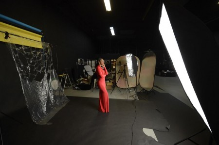 dayna bts1 450x299 Top Pro Terry White: Using the Spiderlite TD Series for Fashion Photography