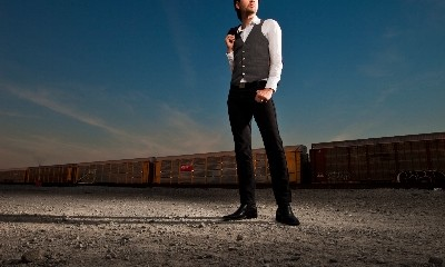Full Length Outdoor Portrait by Zach Gray