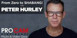 ProCam Event with Peter Hurley