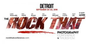 ROCK THAT PHOTOGRAPHY CONFERENCE