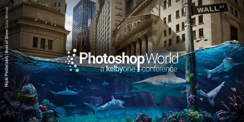 PHOTOSHOP WORLD 2018
