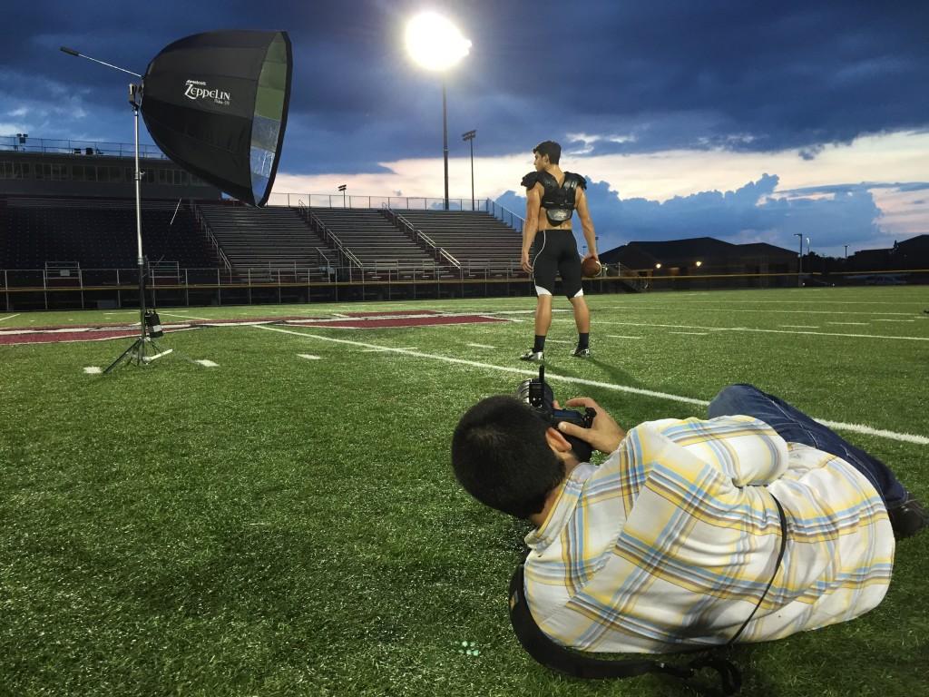 Behind the Scenes with Matt Hernandez