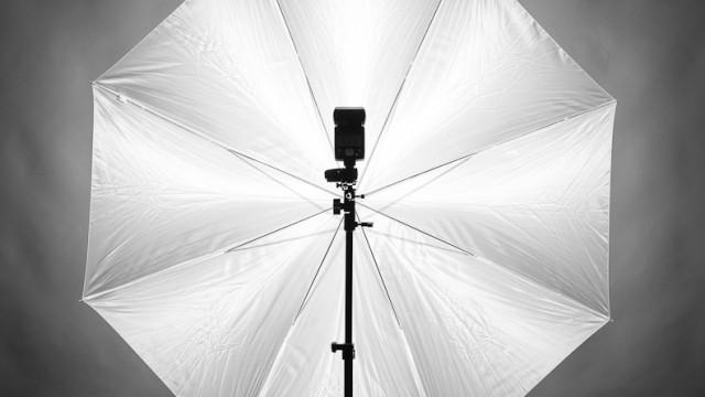 Comparing Large vs. Small Photo Umbrellas