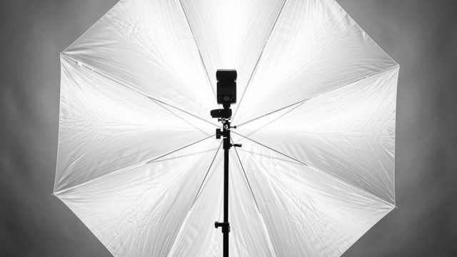 Comparing Large vs. Small Photo Umbrellas
