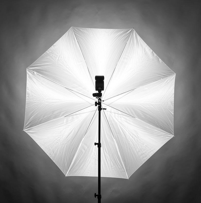 Simple Modifiers Large Vs Small Photographic Umbrellas