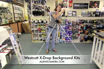 Product Review: X-Drop with White Backdrop