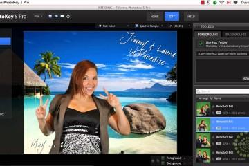 Westcott University — Using Green Screen to Create Travel Photos