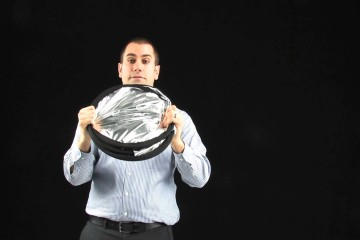 Quick Tip: How to Fold a Reflector