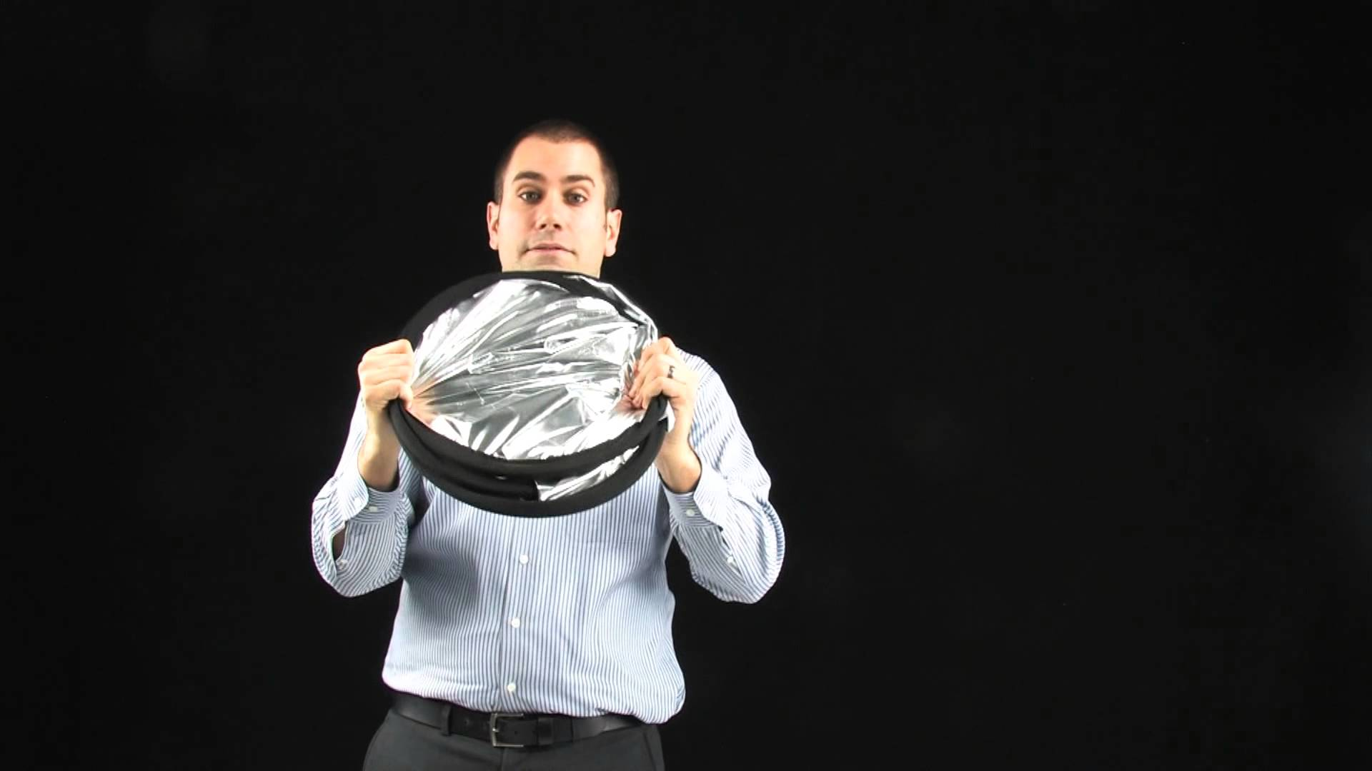 Westcott University Quick Tip How To Fold A Reflector