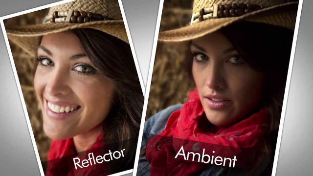 Quick Tip: Using a Reflector Outdoors