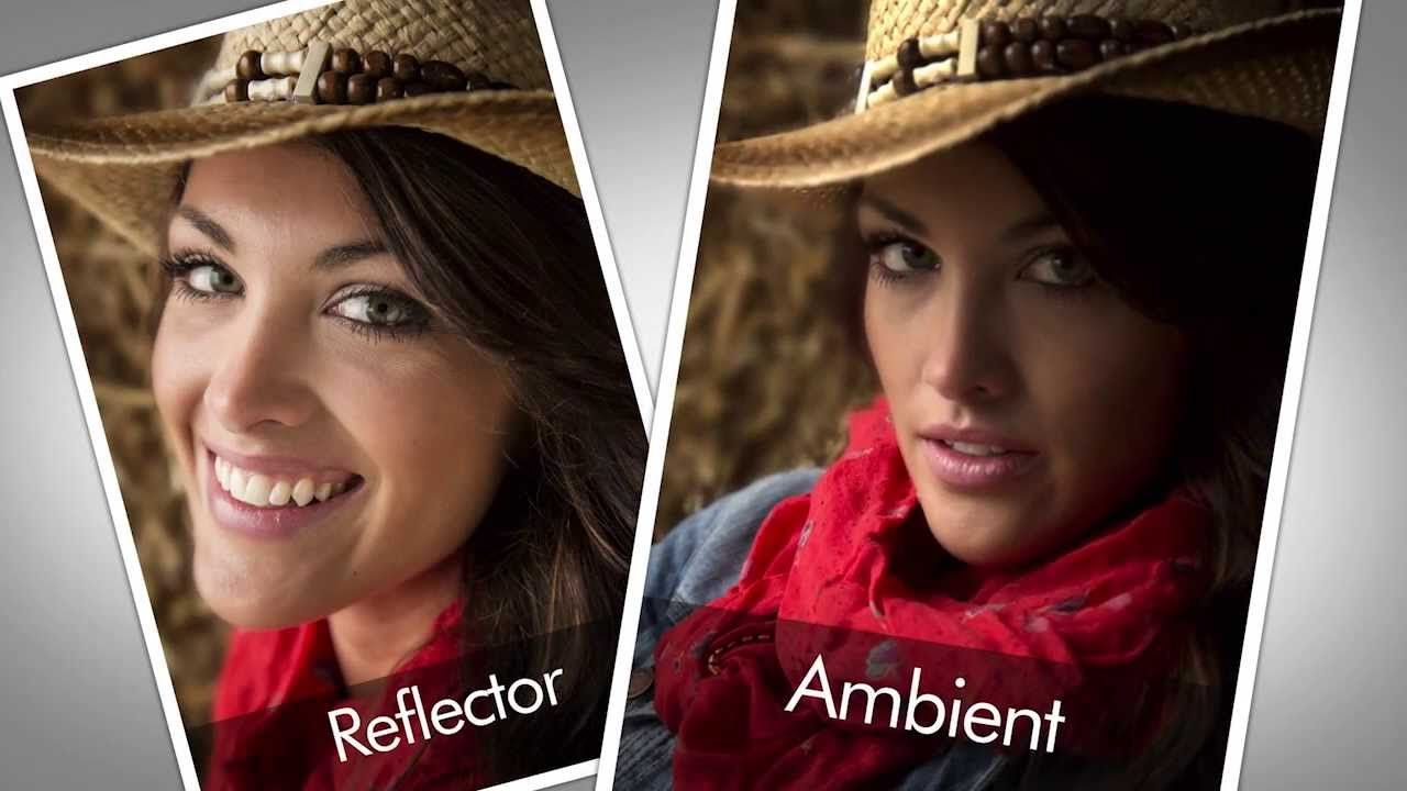 Quick Tip Using A Reflector Outdoors Westcott University