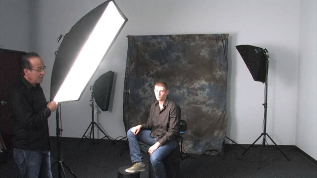 Studio Lighting Fundamentals Part 2: Softboxes