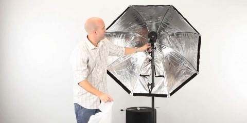 Product Tip Video: Mounting all Apollo Light Modifiers on Mono Arm