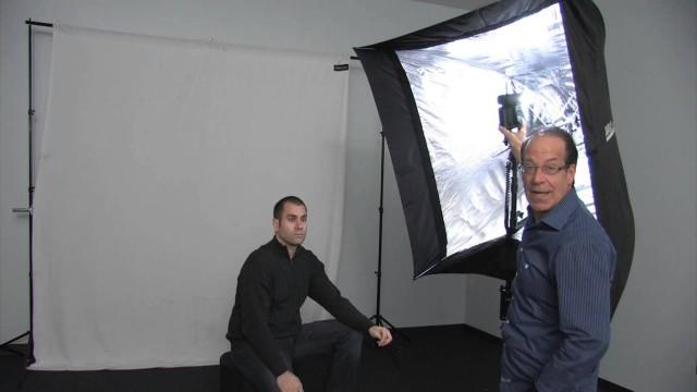 Studio Lighting Fundamentals using a Mega Apollo