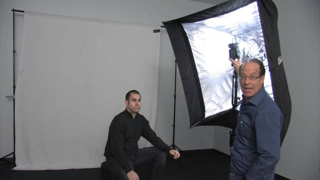 Studio Lighting Fundamentals using a Mega Apollo