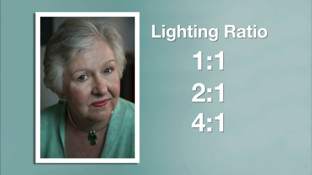 Lighting Ratios with Erin Manning