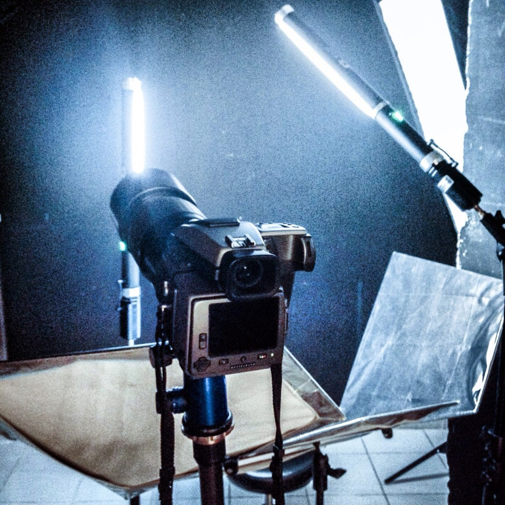 Behind the Scenes with the Ice Light