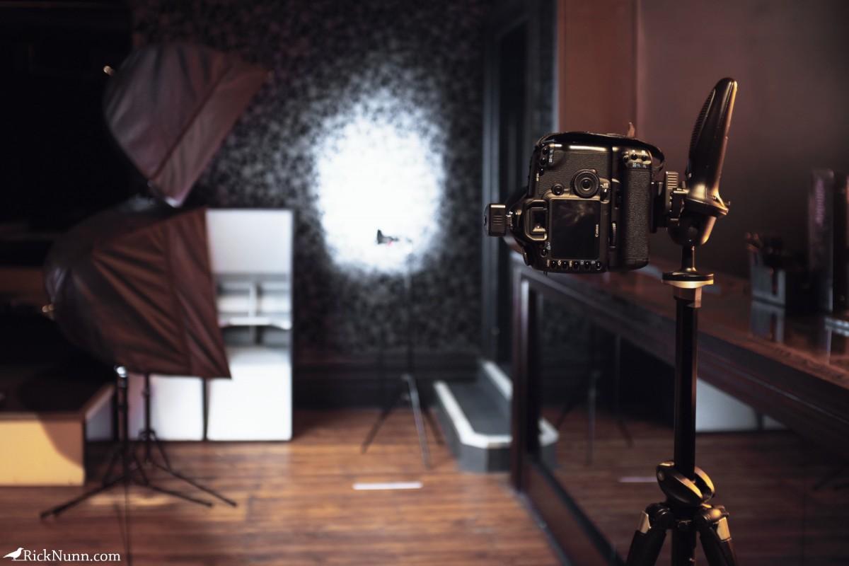 Strobist Behind the Scenes - Rick Nunn
