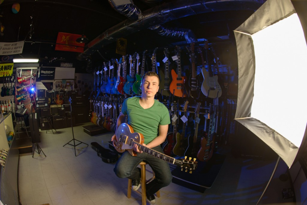 Benny Migs - Behind the Scenes