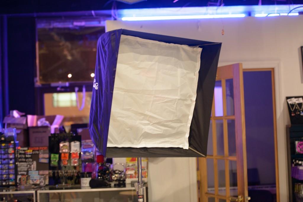 Benny Migs - Portrait Setup Apollo