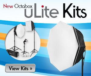 New uLite OctaBox Kits On Sale Now!