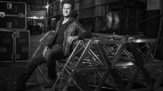 Shooting Luke Bryan for Rolling Stone with Drew Gurian