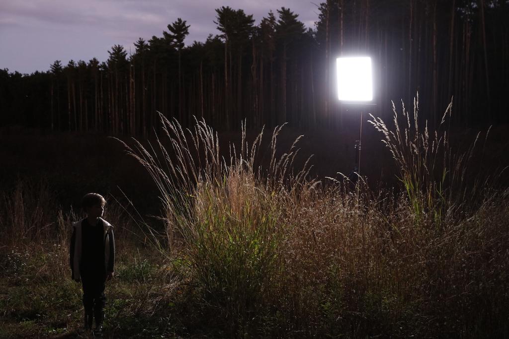 Lighting for Horror Film - Flex Moonlight