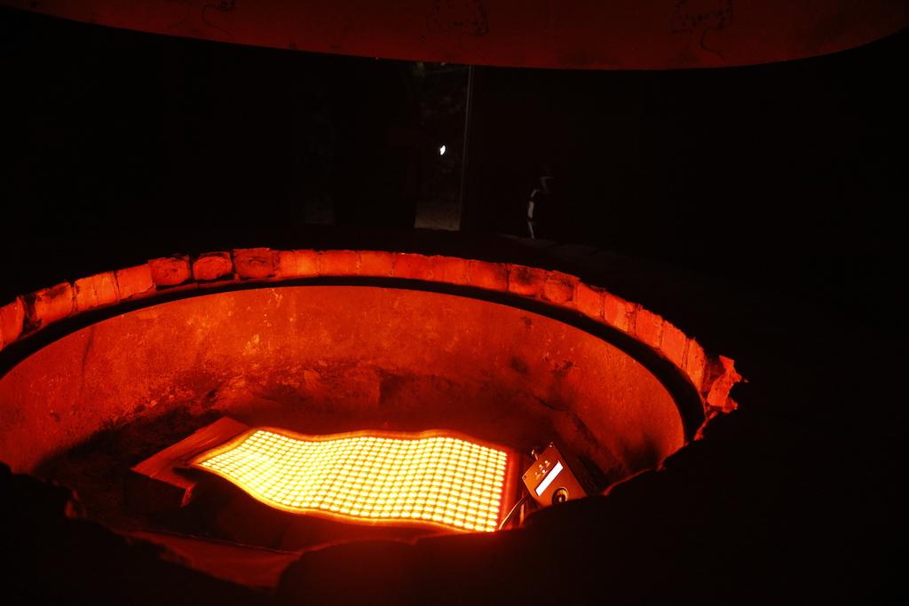 Lighting for Horror Film - Flex as Fire