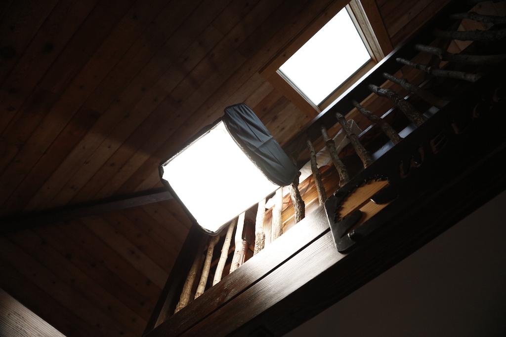 Lighting for Horror Film - Flex China Cube